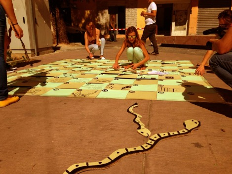snakes and ladders - workshop