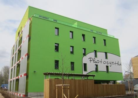 03. Amburgo, uno dei prototipi abitabili dell'eco-quartiere di Wilhelmsburg realizzato per l'IBA 2013.