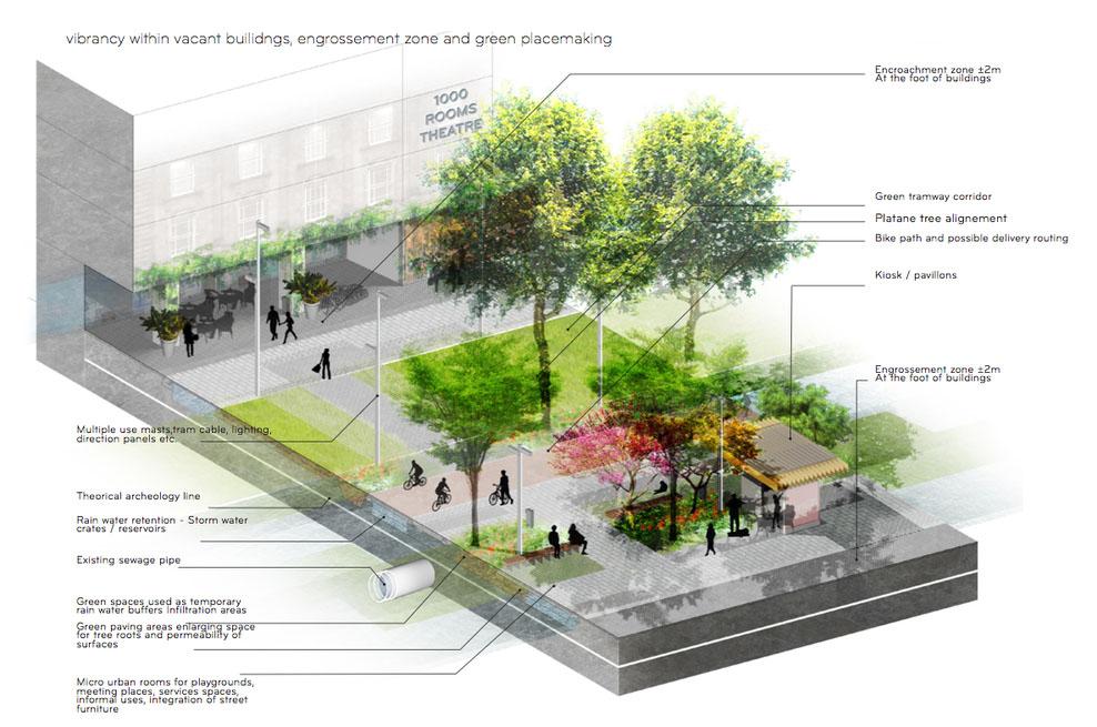 08. Atene, il progetto per la riattivazione dello spazio pubblico