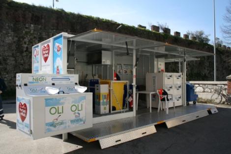 Stazione ecologica mobile - Pisa