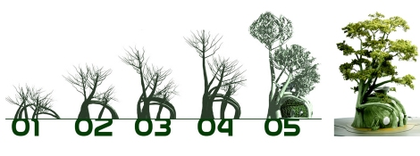 terreformone fab tree hab