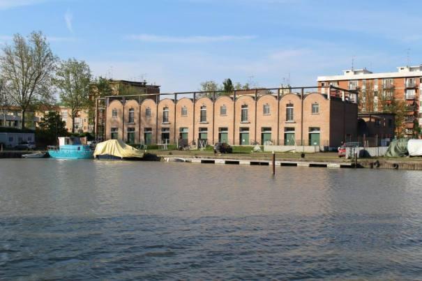 Palazzo Savonuzzi a Ferrara banCO