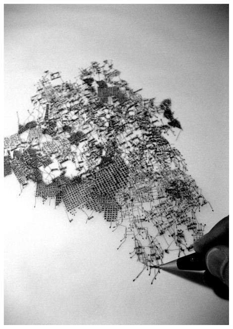 Fabio Alessandro Fusco, Relational cities