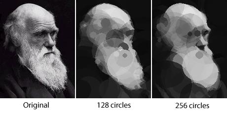 charles_darwin genetic algorithm
