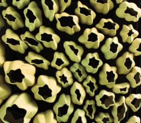 Advanced Ceramics / Materia Programmata – progetto realizzato con gli studenti l'Accademia di belle Arti di Urbino – COdesignLab