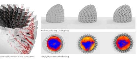 Studio parametrico dell'involucro del Sevarè project (Mali) – COdesignLab