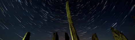 Callanish stone circle. @Mo Thomson