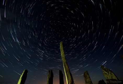 Callanish stone circle. Image Courtesy Mo Thomson through http://www.embracescotland.co.uk/2014/04/lewis-and-harris-in-photos/